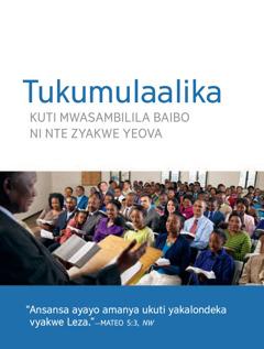 Kapepala Kakwamilapo Antu Uku Kulongana Kwa pa Cilongano