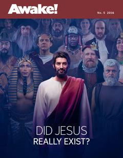 Awake! No. 5 2016   Did Jesus Really Exist?