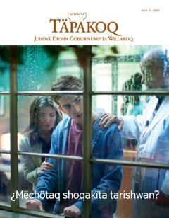 Täpakoq revista, nümeru 5 2016   ¿Mëchötaq shoqakïta tarishwan?