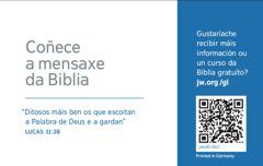 Reverso dunha tarxeta de contacto de jw.org