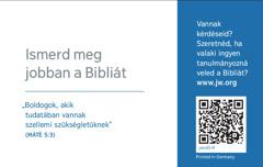 Egy jw.org-os kártya hátoldala