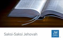 Siti kad jw.org ngayanka Bup Kudus ke tebuka