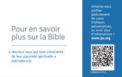 Icetröne ne la carte de visite jw.org