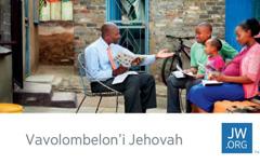 Karatra jw.org misy sarina Vavolombelon'i Jehovah mampianatra Baiboly fianakaviana iray