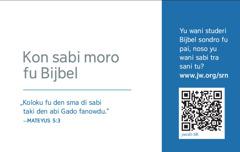 Bakasei fu wan jw.org karta