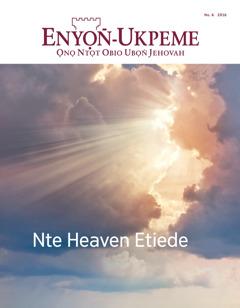Enyọn̄-Ukpeme No. 6 2016 | Nte Heaven Etiede