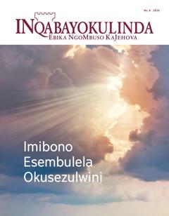 INqabayokulinda No. 6 2016 | Imibono Esembulela Okusezulwini