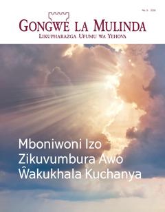 Gongwe la Mulinda No. 6 2016   Mboniwoni Izo Zikuvumbura Awo Ŵakukhala Kuchanya