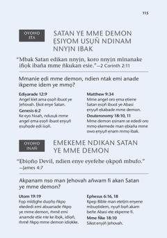Se Ikpepde emi odude ke ibuot kiet kiet ke n̄wed Bible Ekpep Nnyịn