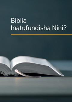 Mbivilia Ĩtonya Kũtũmanyĩsya Kyaũ?