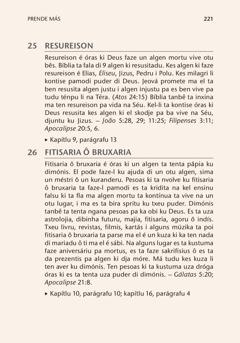 Párti PRENDE MÁS na livru Prende na Bíblia