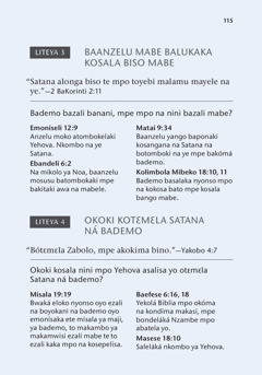 """Eteni """"Na mokuse"""" na buku Mateya ya Biblia"""