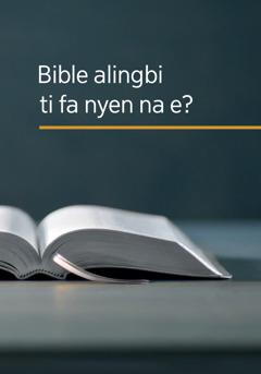 Bible alingbi ti fa nyen na e