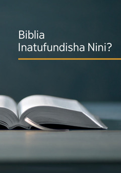 Biblia Inatufundisha Nini?
