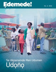 Ẹdemede! No. 6 2016 | Se Akpanamde Man Udumen Udọn̄ọ