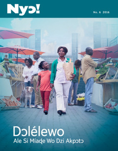 Nyɔ! No. 6 2016 | Dɔlélewo—Ale Si Míaɖe Wo Dzi Akpɔtɔ