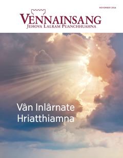 Vênnainsâng No. 6 2016   Vân Inlârnate Hriatthiamna