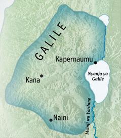 Mapu nga charu cha Galile