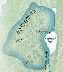 გალილეის რუკა