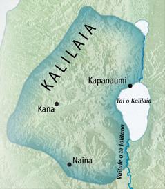 Se mape o Kalilaia