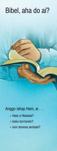 Bibel, Aha do Ai?