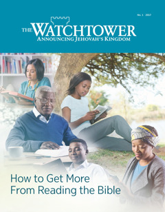 The Watchtower No. 1 2017 | Kɛ̄ o Dap Ɛrɛ Gbɛnɛ biī Aaloo Buū Baibol Doo