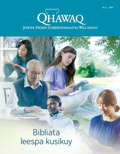 Qhawaq No. 1 2017 | Bibliata leespa kusikuy