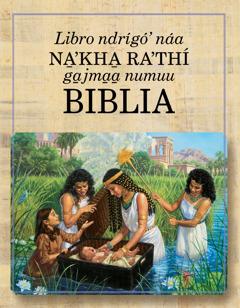 Libro ndrígó' náa na̱'kha̱ ra'thí ga̱jma̱a̱ numuu Biblia