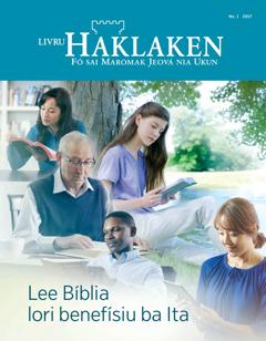 Livru Haklaken No. 1 2017 | Lee Bíblia lori benefísiu ba ita