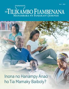 Ny Tilikambo Fiambenana No. 1 2017 | Inona no Hanampy Anao ho Tia Mamaky Baiboly?