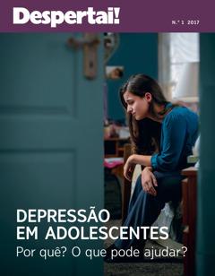Despertai! N 1 2017 Depressão em adolescentes — Por quê? O que pode ajudar?