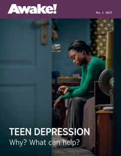 Awake! No. 1 2017 | Teen Depression​—Why? What Can Help?