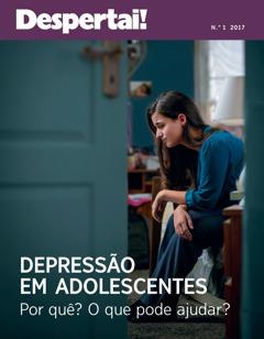 Despertai! N.°1 2017 | Depressão em adolescentes — Por quê? O que pode ajudar?