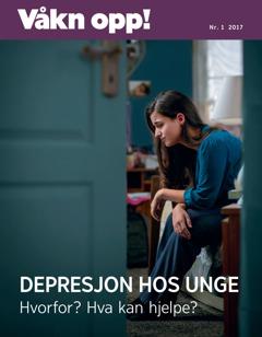 Våkn opp! nr. 12017 | Depresjon hos unge. Hvorfor? Hva kan hjelpe?