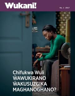 Ŵukani! Na. 1 2017 | Chifukwa Wuli Ŵawukirano Ŵakusuzgika Maghanoghano?