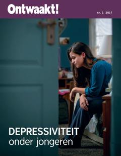 Ontwaakt!, nr. 1 2017 | Depressiviteit onder jongeren