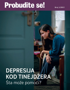 Probudite se!, broj 1, 2017. | Depresija kod tinejdžera — Šta može pomoći?