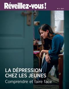 Réveillez-vous! No. 1 2017 | La dépression chez les jeunes: comprendre et faire face ?
