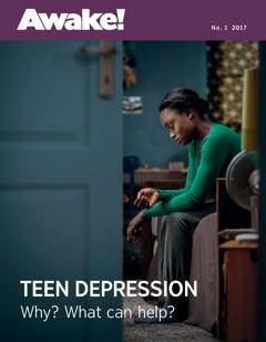 Awake! Namba 1 2017 | Teen Depression—Why? What Can Help?