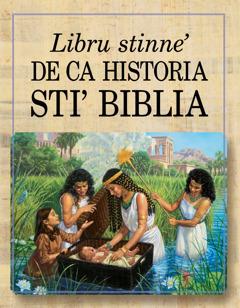 Libru stinne' de ca historia sti' Biblia