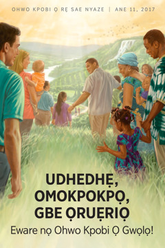 Obe-uzizie Ekareghẹhọ ọrọ 2017
