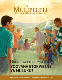 Mulipele No. 2 2017 | Mwaakhele Yoovaha Etokweene ya Muluku