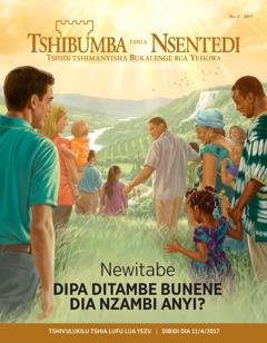Tshibumba tshia Nsentedi No. 2 2017   Newitabe dipa ditambe bunene dia Nzambi anyi?