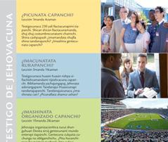 ¿Picunata Jehová Diospa munaita ruranajun? folletopa página 2