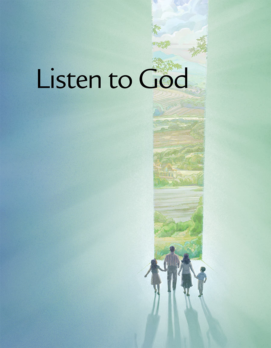 Workbooks god and family student workbook pdf : Listen to God—How to Use It