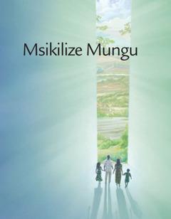 Msikilize Mungu