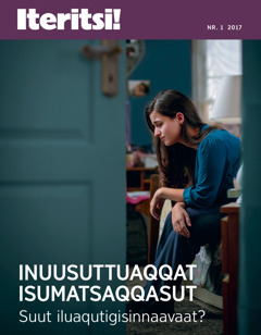 Iteritsi! nr. 1 2017 | Inuusuttuaqqat isumatsaqqasut –Suut iluaqutigisinnaavaat?