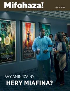 Mifohaza! No.2 2017 | Avy Amin'iza ny Hery Miafina?