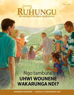 Ruhungu! No. 2 2017 | Ngo tambura uhwi wounene waKarunga ndi?