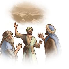 اِرْمیای نبی به یهودیان هشدار میدهد که اورشلیم نابود خواهد شد